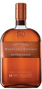 Woodford Reserve Bourbon Double Oak 750ml